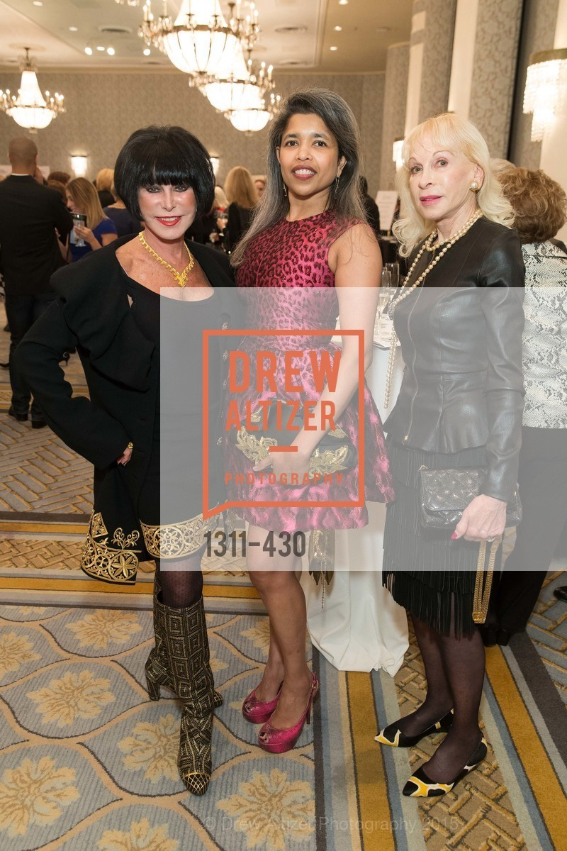 Marilyn Cabak, Deepa Pakianathan, Judith Renard, The Arthritis Foundation Presents FASHION FIGHTS ARTHRITIS featuring St. John, Fairmont Hotel, Ballroom. 950 Mason Street, October 30th, 2015,Drew Altizer, Drew Altizer Photography, full-service event agency, private events, San Francisco photographer, photographer California