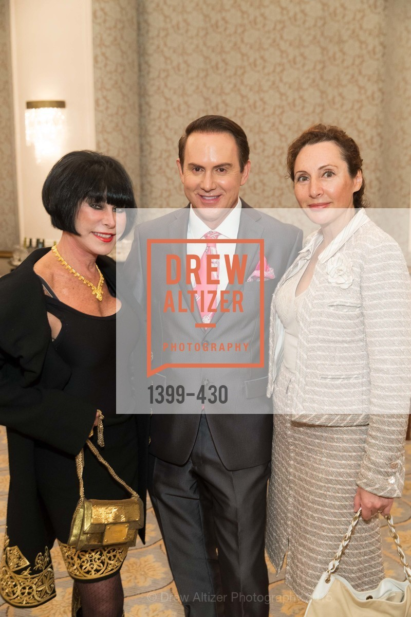 Marilyn Cabak, Joel Godrich, Clara Shayevich, The Arthritis Foundation Presents FASHION FIGHTS ARTHRITIS featuring St. John, Fairmont Hotel, Ballroom. 950 Mason Street, October 30th, 2015