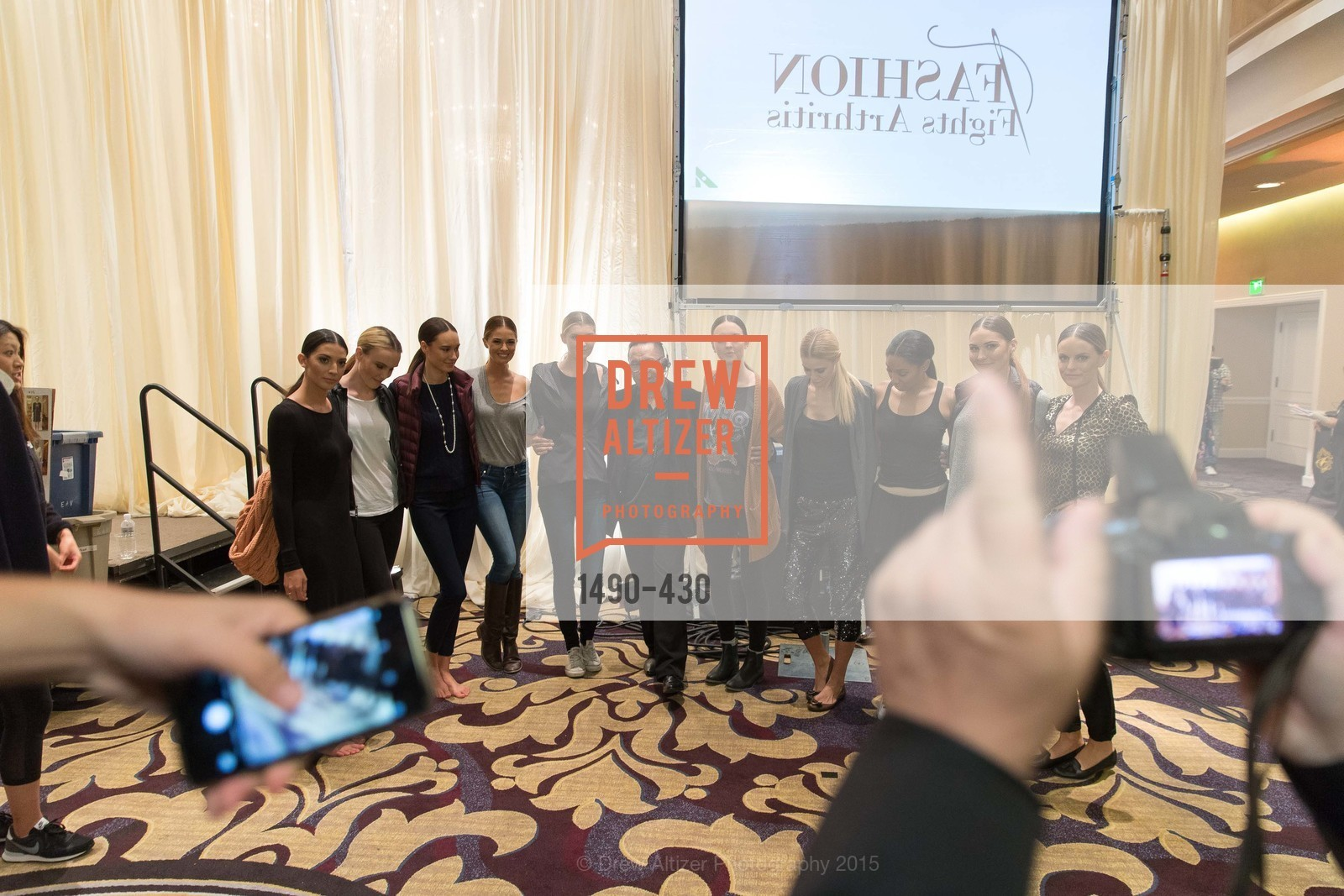 Models, The Arthritis Foundation Presents FASHION FIGHTS ARTHRITIS featuring St. John, Fairmont Hotel, Ballroom. 950 Mason Street, October 30th, 2015