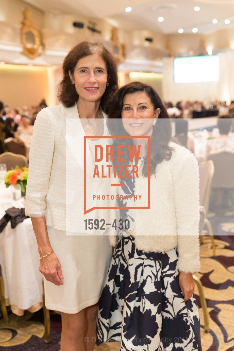 Adrienne Mally, Rhoda Brooks, The Arthritis Foundation Presents FASHION FIGHTS ARTHRITIS featuring St. John, Fairmont Hotel, Ballroom. 950 Mason Street, October 30th, 2015