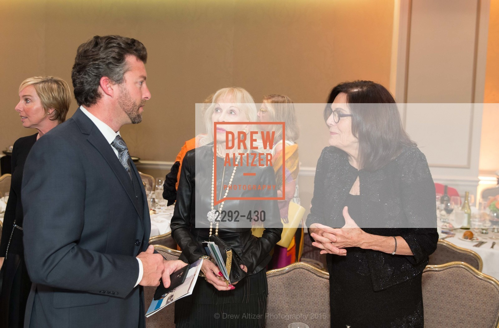 Dominic Magnani, Judith Renard, The Arthritis Foundation Presents FASHION FIGHTS ARTHRITIS featuring St. John, Fairmont Hotel, Ballroom. 950 Mason Street, October 30th, 2015,Drew Altizer, Drew Altizer Photography, full-service agency, private events, San Francisco photographer, photographer california