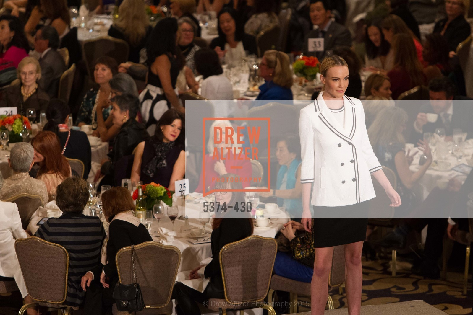 Runway, The Arthritis Foundation Presents FASHION FIGHTS ARTHRITIS featuring St. John, Fairmont Hotel, Ballroom. 950 Mason Street, October 30th, 2015,Drew Altizer, Drew Altizer Photography, full-service event agency, private events, San Francisco photographer, photographer California