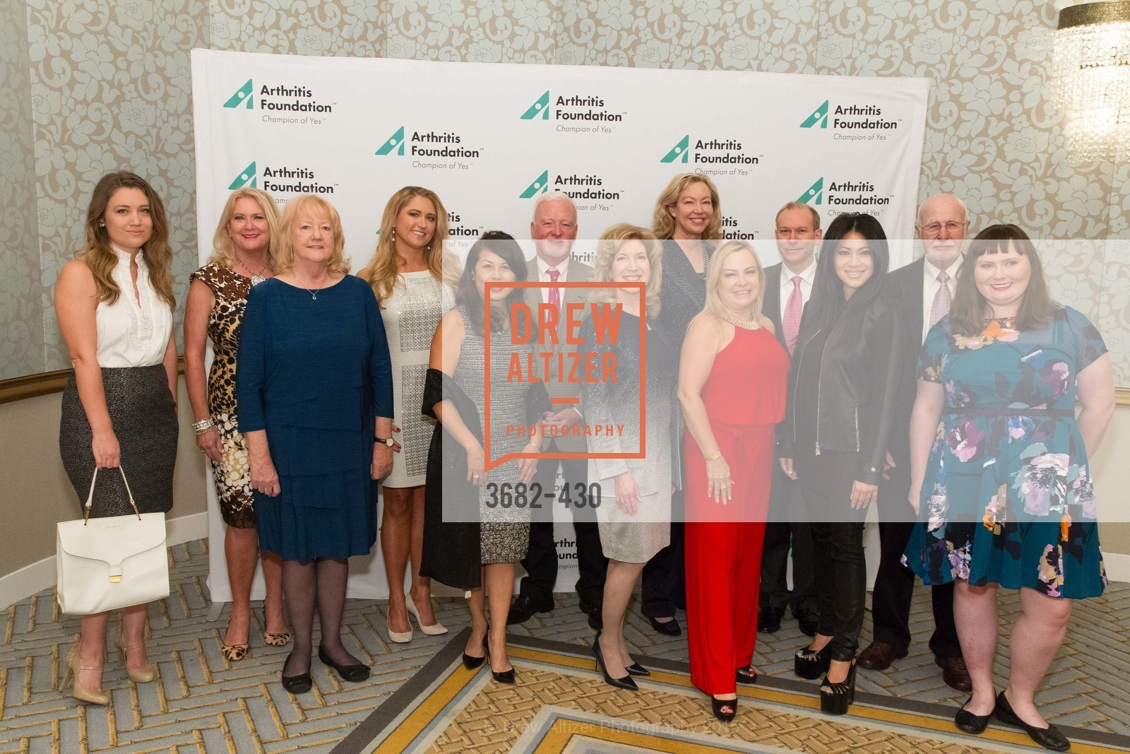 Step & Repeat, The Arthritis Foundation Presents FASHION FIGHTS ARTHRITIS featuring St. John, October 30th, 2015, Photo,Drew Altizer, Drew Altizer Photography, full-service agency, private events, San Francisco photographer, photographer california