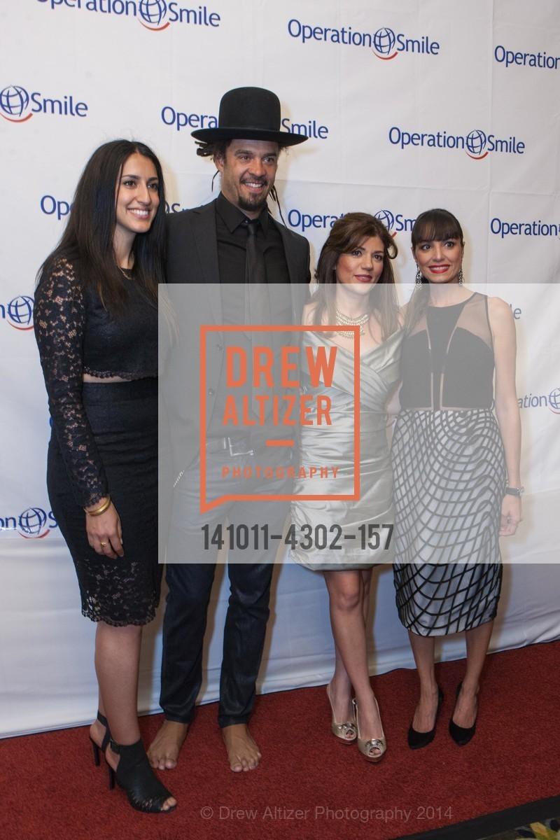 Sara Agah, Michael Franti, Shab Farzaneh, Shirin Aryanpour, Photo #141011-4302-157