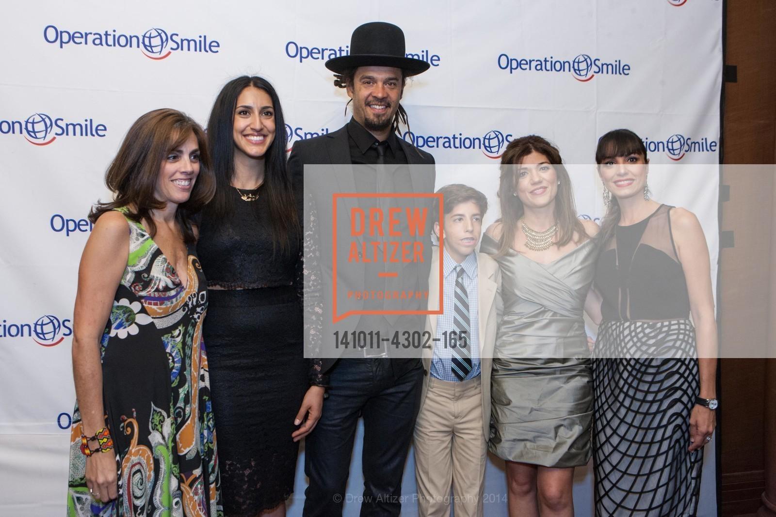 Lisa Lori, Sara Agah, Michael Franti, Griffin Lori, Shab Farzaneh, Shirin Aryanpour, Photo #141011-4302-165