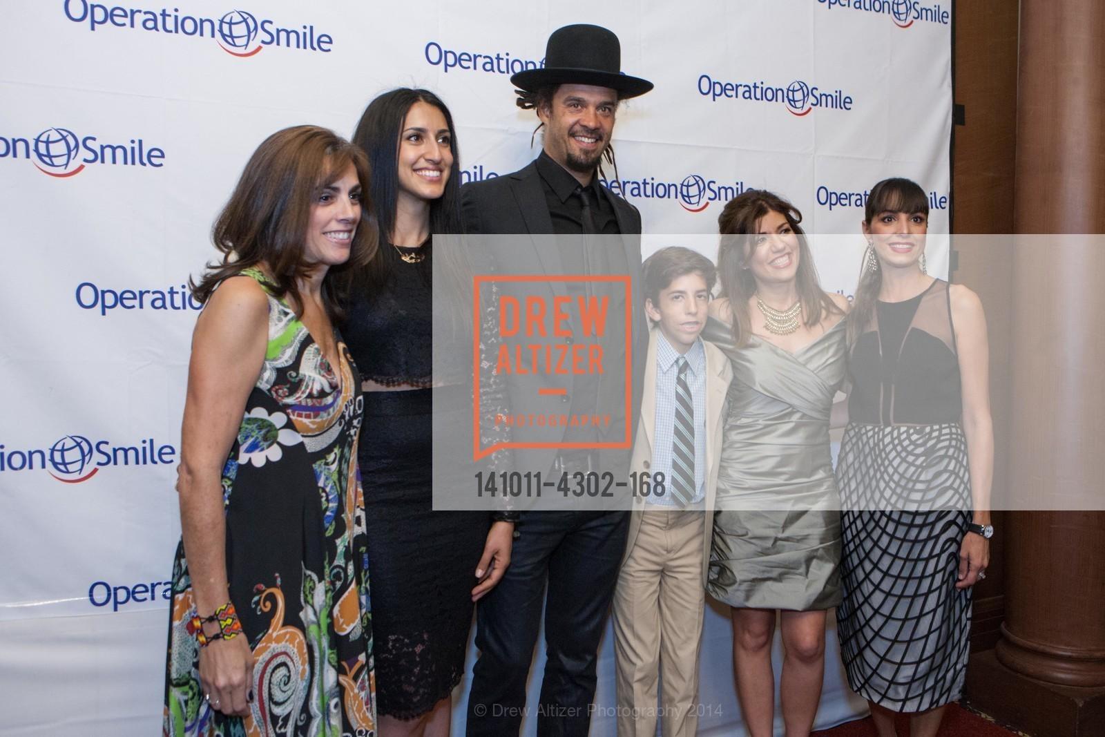 Lisa Lori, Sara Agah, Michael Franti, Griffin Lori, Shab Farzaneh, Shirin Aryanpour, Photo #141011-4302-168
