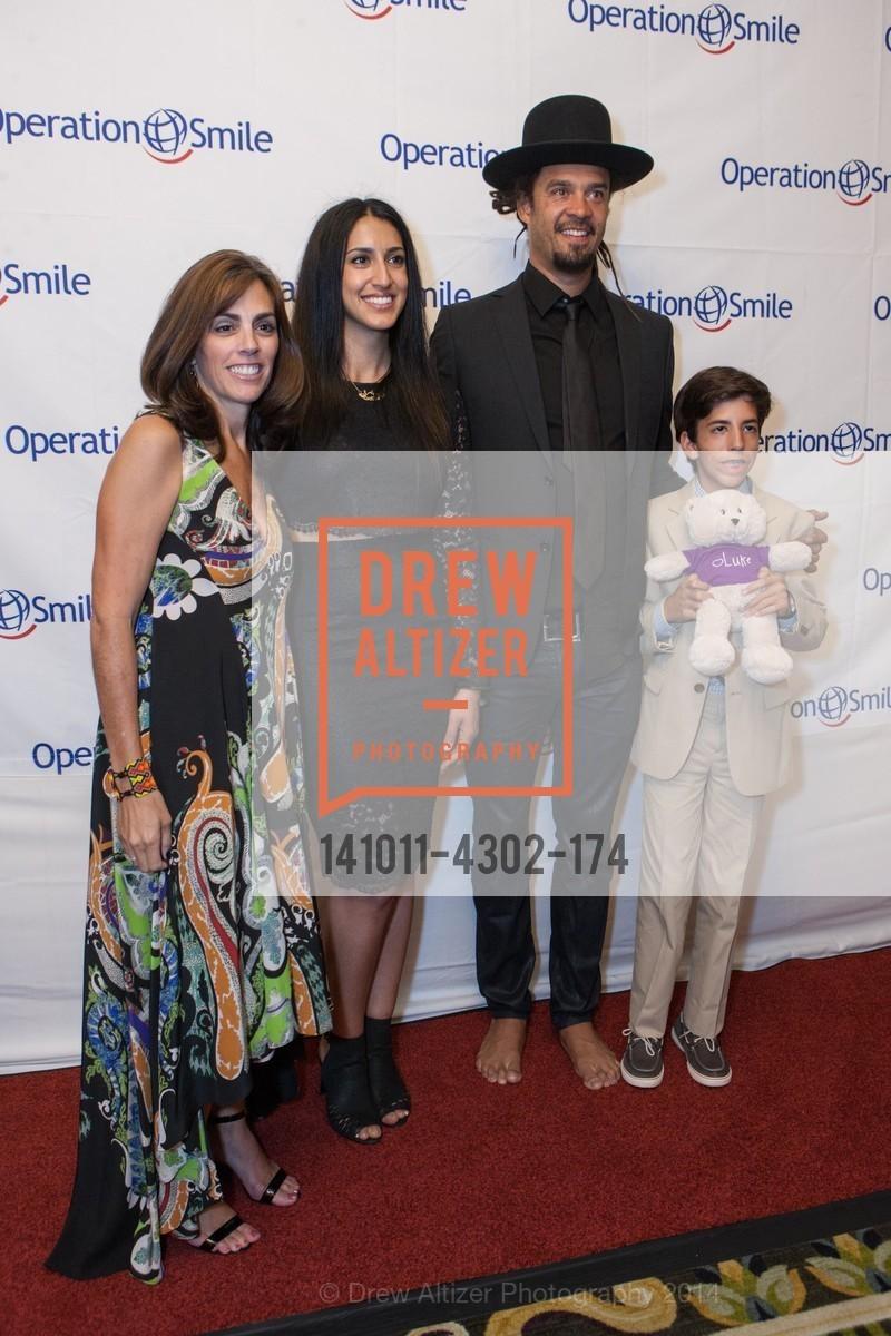 Lisa Lori, Sara Agah, Michael Franti, Griffin Lori, Photo #141011-4302-174