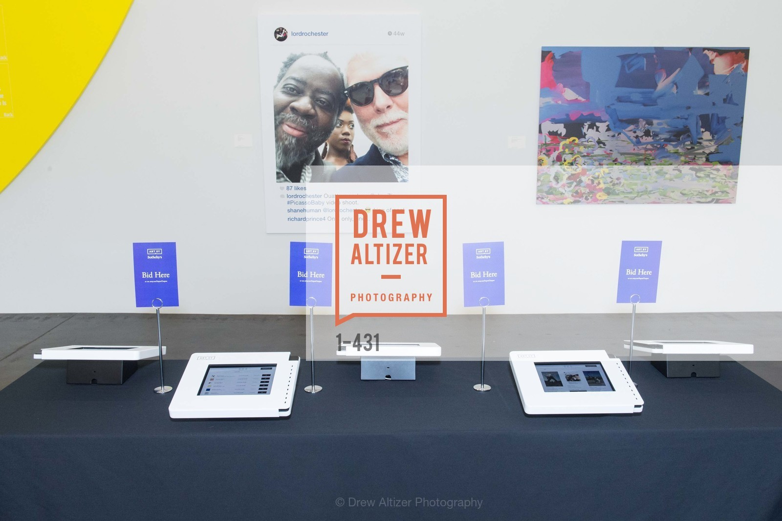 Atmosphere, Artsy + Sotheby's Closing Party, Fused. 1401 16th Street, October 30th, 2015,Drew Altizer, Drew Altizer Photography, full-service agency, private events, San Francisco photographer, photographer california