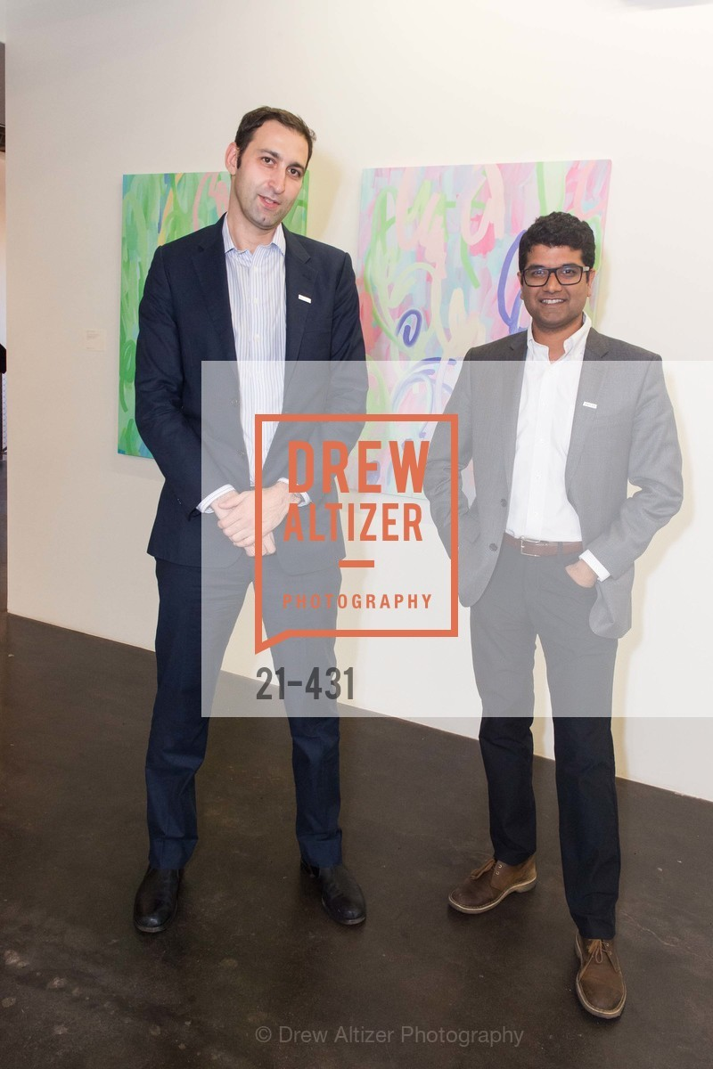 Daniel Doubrovkine, Devang Thakkar, Artsy + Sotheby's Closing Party, Fused. 1401 16th Street, October 30th, 2015,Drew Altizer, Drew Altizer Photography, full-service agency, private events, San Francisco photographer, photographer california