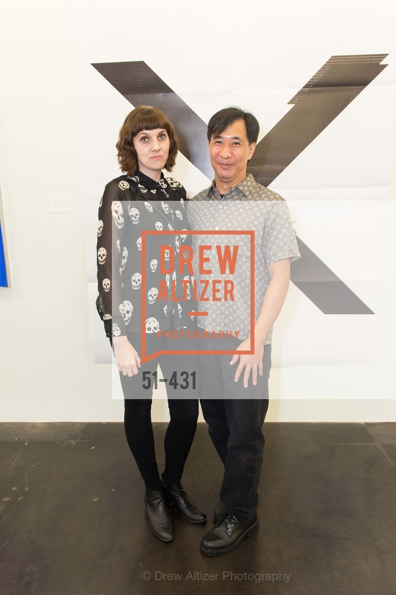 Jen, Michael Toy, Artsy + Sotheby's Closing Party, Fused. 1401 16th Street, October 30th, 2015,Drew Altizer, Drew Altizer Photography, full-service agency, private events, San Francisco photographer, photographer california