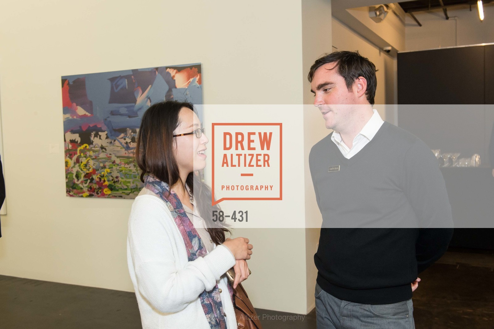 Charles Moffett, Artsy + Sotheby's Closing Party, Fused. 1401 16th Street, October 30th, 2015,Drew Altizer, Drew Altizer Photography, full-service agency, private events, San Francisco photographer, photographer california