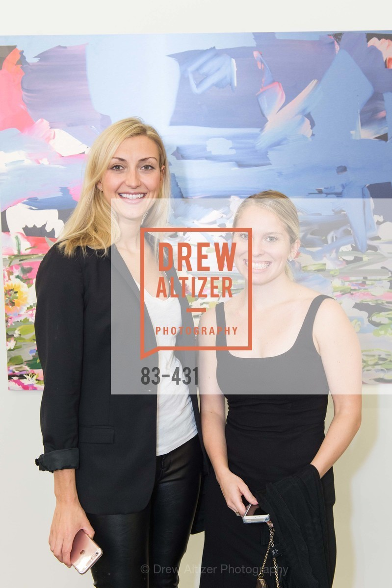 Carla Nikitaidas, Kristina Simons, Artsy + Sotheby's Closing Party, Fused. 1401 16th Street, October 30th, 2015,Drew Altizer, Drew Altizer Photography, full-service agency, private events, San Francisco photographer, photographer california