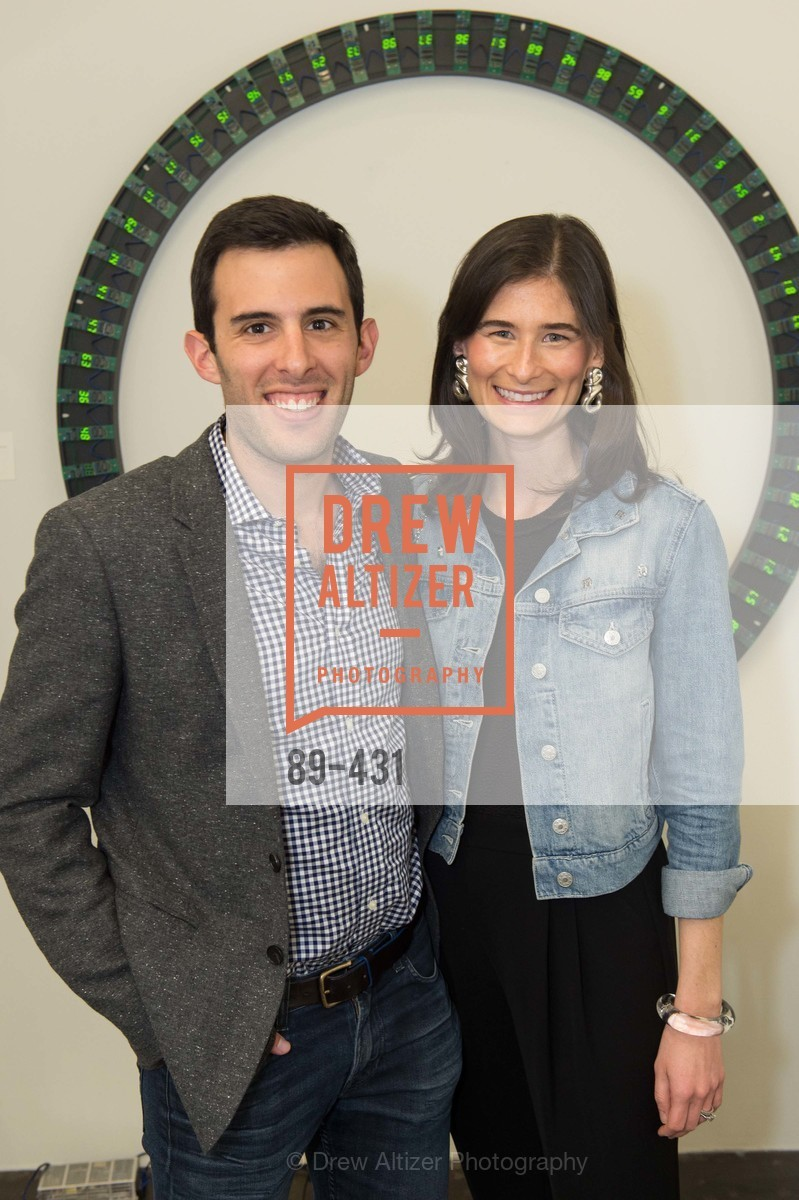 Adam Nelson, Jaclyn Nelson, Artsy + Sotheby's Closing Party, Fused. 1401 16th Street, October 30th, 2015,Drew Altizer, Drew Altizer Photography, full-service agency, private events, San Francisco photographer, photographer california