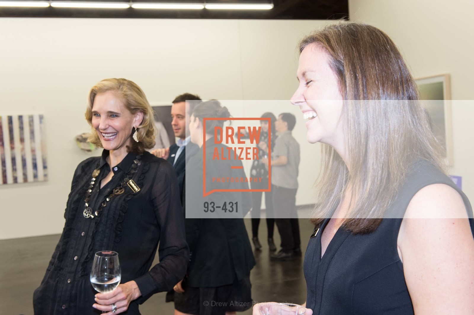 Jennifer Biederbeck, Sarah Shepard, Artsy + Sotheby's Closing Party, Fused. 1401 16th Street, October 30th, 2015,Drew Altizer, Drew Altizer Photography, full-service agency, private events, San Francisco photographer, photographer california