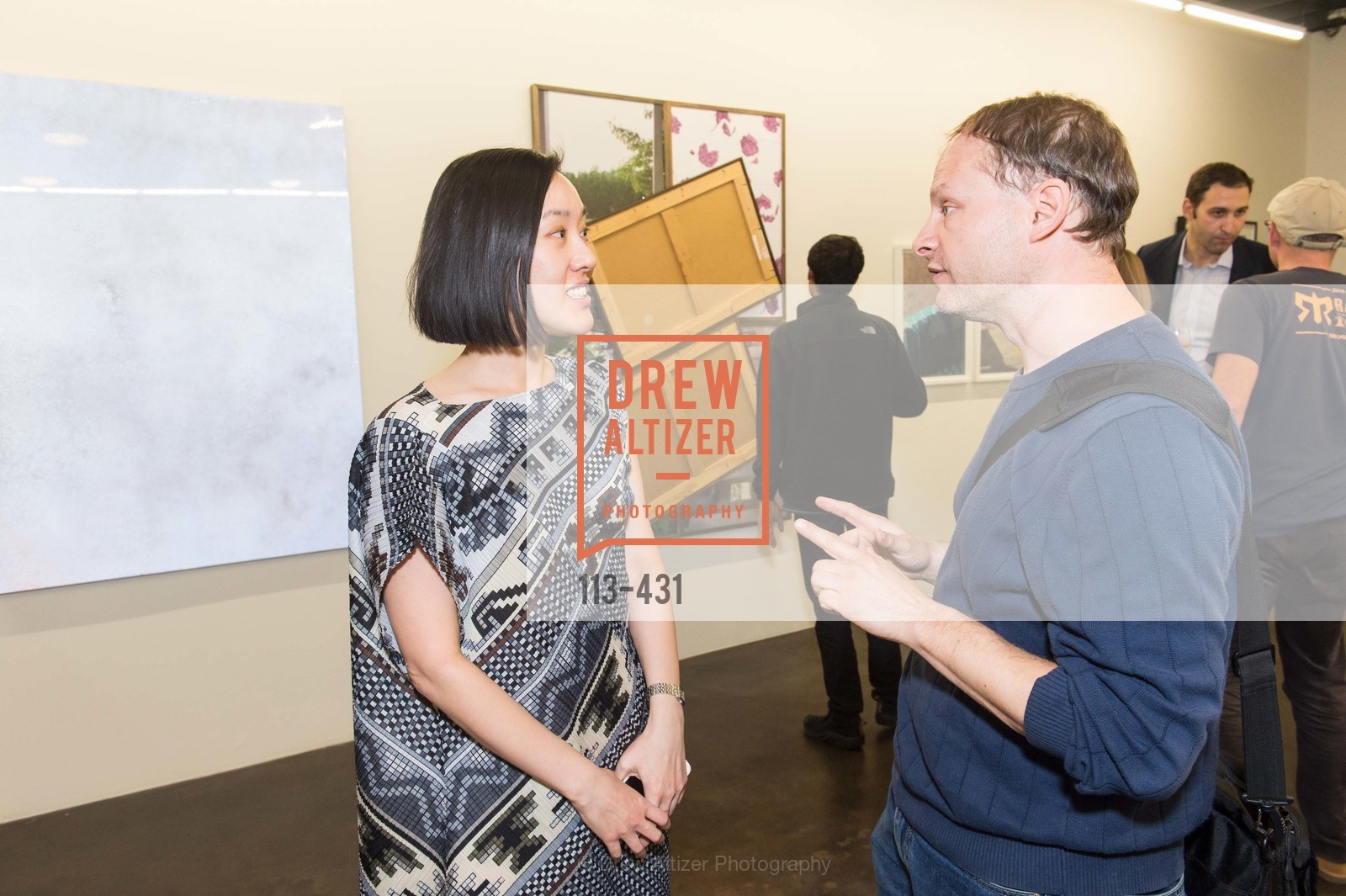 Christine Kuan, Artsy + Sotheby's Closing Party, Fused. 1401 16th Street, October 30th, 2015,Drew Altizer, Drew Altizer Photography, full-service agency, private events, San Francisco photographer, photographer california