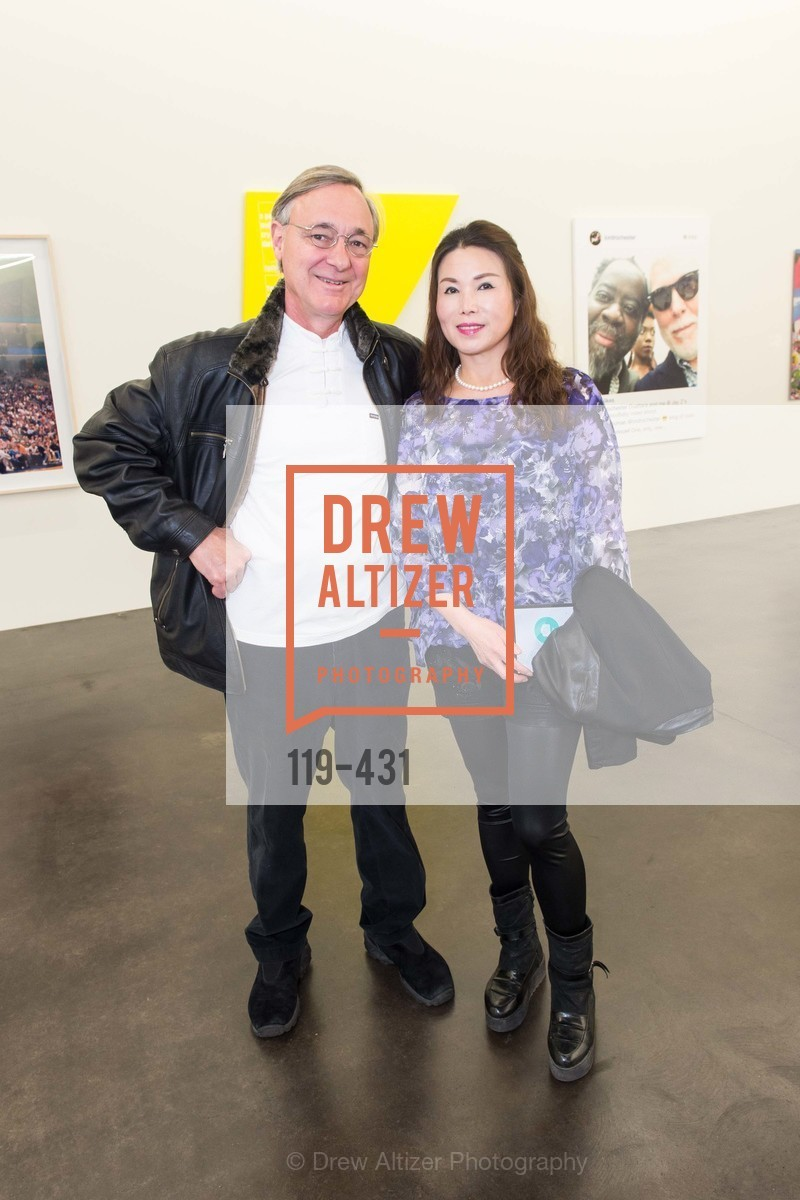 Bruce Murphey, Gloria Murphey, Artsy + Sotheby's Closing Party, Fused. 1401 16th Street, October 30th, 2015,Drew Altizer, Drew Altizer Photography, full-service agency, private events, San Francisco photographer, photographer california