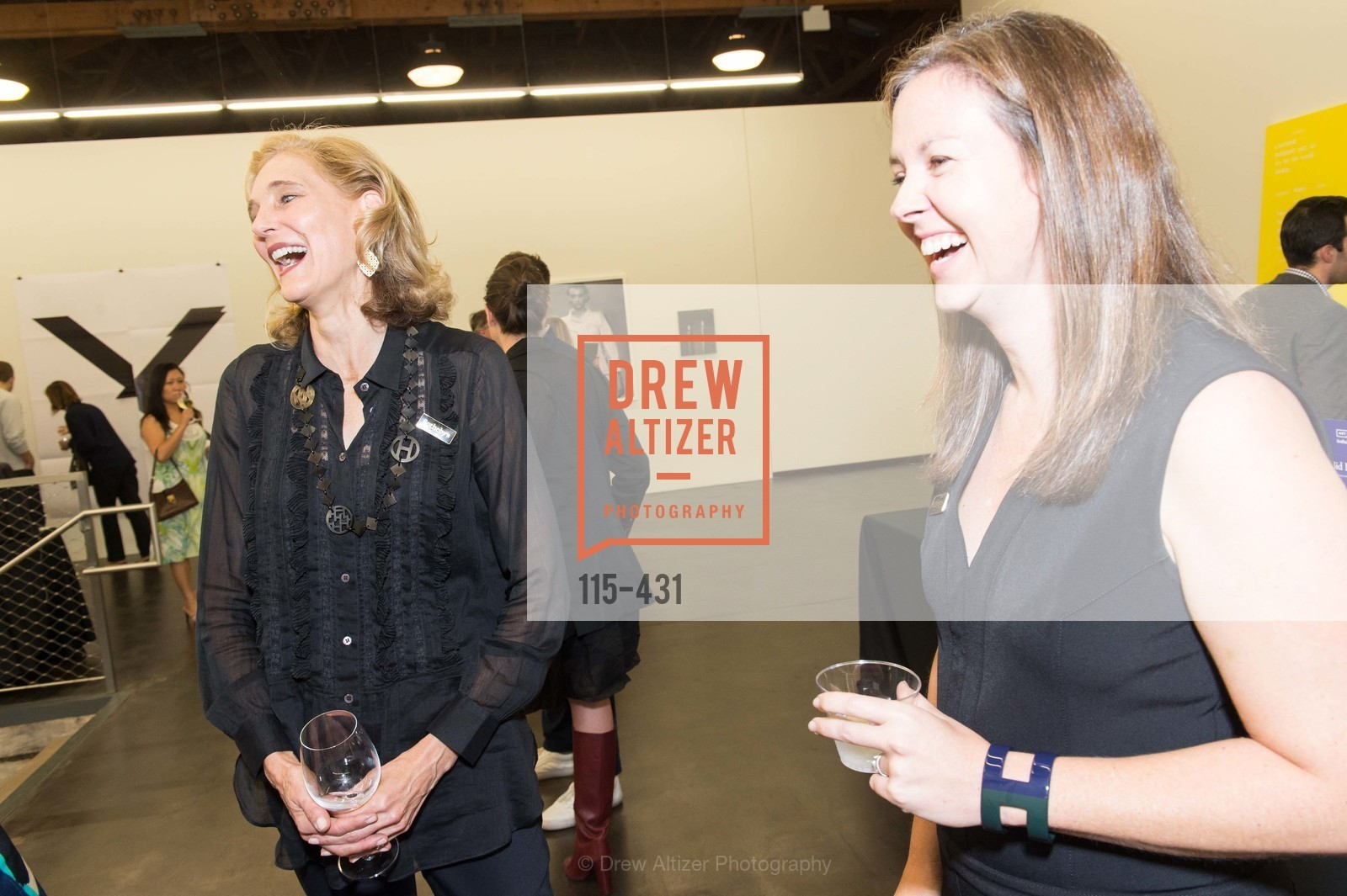 Jennifer Biederbeck, Sarah Shepard, Artsy + Sotheby's Closing Party, Fused. 1401 16th Street, October 30th, 2015,Drew Altizer, Drew Altizer Photography, full-service event agency, private events, San Francisco photographer, photographer California