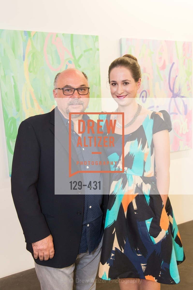 John Krasznekewicz, Alegra Krasznekewicz, Artsy + Sotheby's Closing Party, Fused. 1401 16th Street, October 30th, 2015,Drew Altizer, Drew Altizer Photography, full-service agency, private events, San Francisco photographer, photographer california