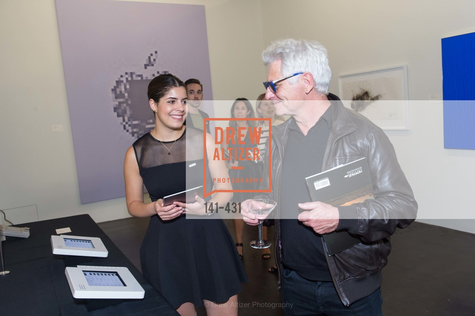 Patrick Bertrand, Artsy + Sotheby's Closing Party, Fused. 1401 16th Street, October 30th, 2015,Drew Altizer, Drew Altizer Photography, full-service agency, private events, San Francisco photographer, photographer california
