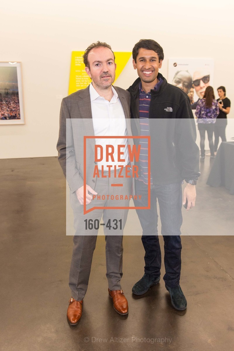 Sebastian Cwilich, Nikhil Basu Trivedi, Artsy + Sotheby's Closing Party, Fused. 1401 16th Street, October 30th, 2015,Drew Altizer, Drew Altizer Photography, full-service agency, private events, San Francisco photographer, photographer california