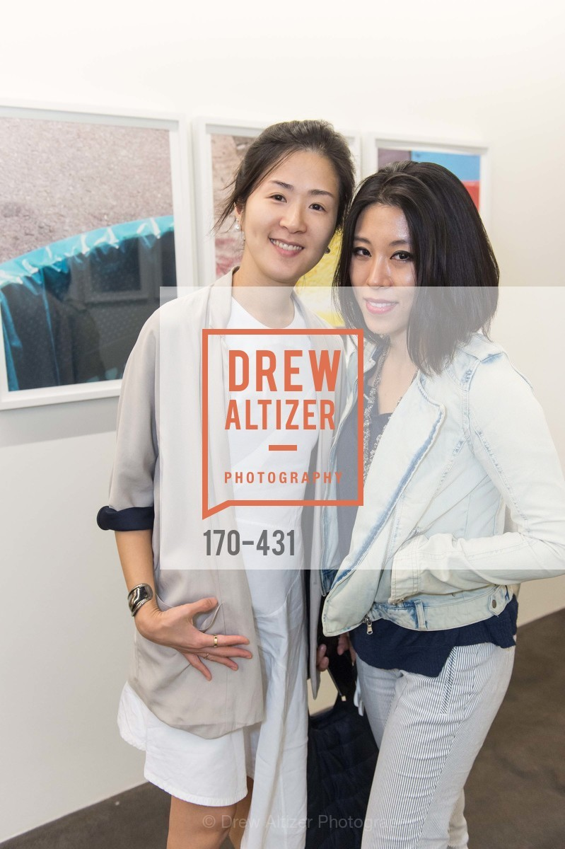Jeanne Kin, Echo Mah, Artsy + Sotheby's Closing Party, Fused. 1401 16th Street, October 30th, 2015,Drew Altizer, Drew Altizer Photography, full-service agency, private events, San Francisco photographer, photographer california