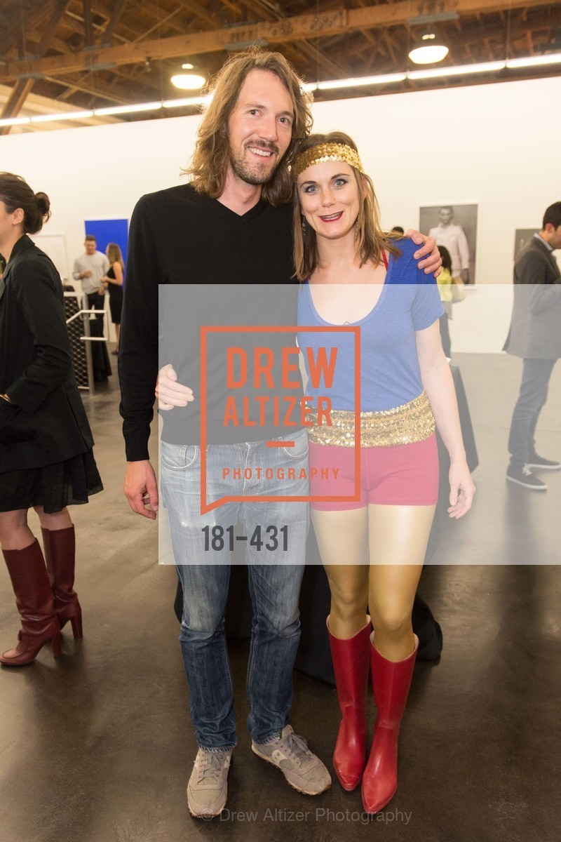Iann Tuttles, Carlie Danielson, Artsy + Sotheby's Closing Party, Fused. 1401 16th Street, October 30th, 2015,Drew Altizer, Drew Altizer Photography, full-service agency, private events, San Francisco photographer, photographer california
