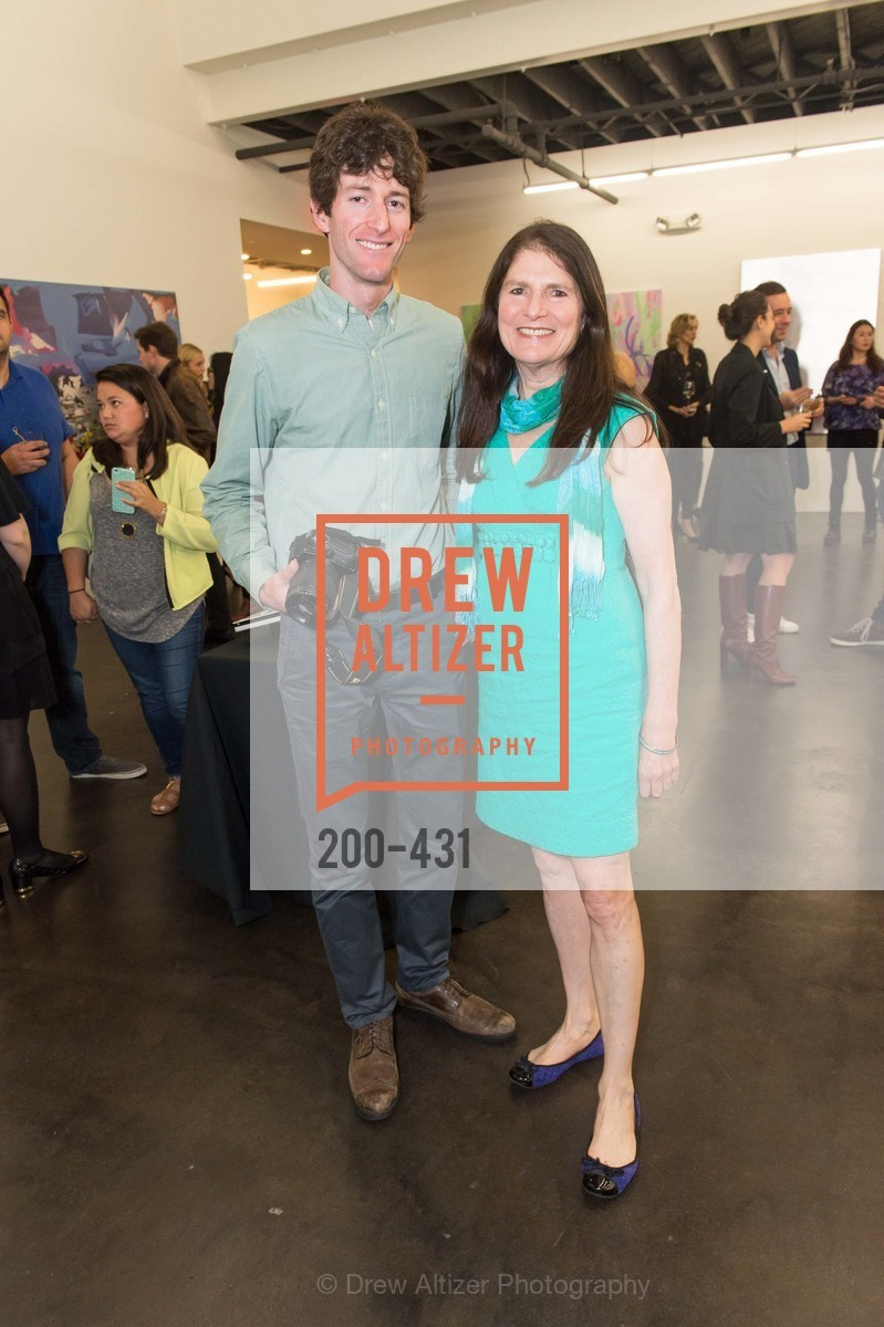 Brad Godin, Liz Godin, Artsy + Sotheby's Closing Party, Fused. 1401 16th Street, October 30th, 2015,Drew Altizer, Drew Altizer Photography, full-service agency, private events, San Francisco photographer, photographer california