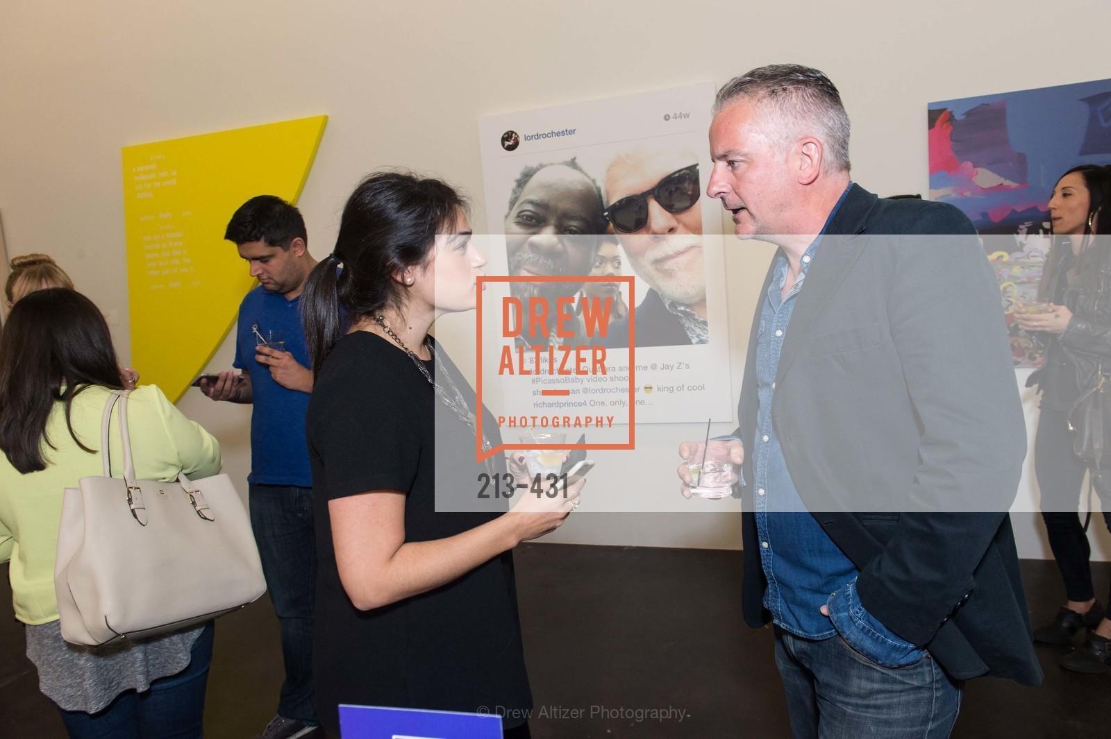 Rebecca Rathael, Artsy + Sotheby's Closing Party, Fused. 1401 16th Street, October 30th, 2015,Drew Altizer, Drew Altizer Photography, full-service agency, private events, San Francisco photographer, photographer california
