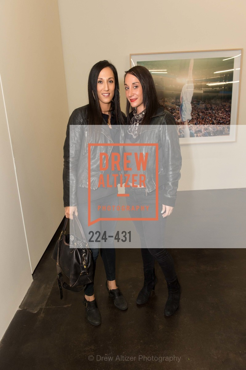 Nina Aron, Leah Aron, Artsy + Sotheby's Closing Party, Fused. 1401 16th Street, October 30th, 2015,Drew Altizer, Drew Altizer Photography, full-service agency, private events, San Francisco photographer, photographer california