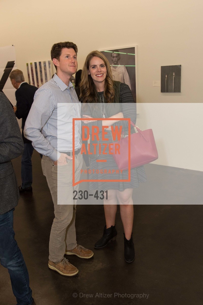 Sarah Houlihan, James Houlihan, Artsy + Sotheby's Closing Party, Fused. 1401 16th Street, October 30th, 2015,Drew Altizer, Drew Altizer Photography, full-service agency, private events, San Francisco photographer, photographer california