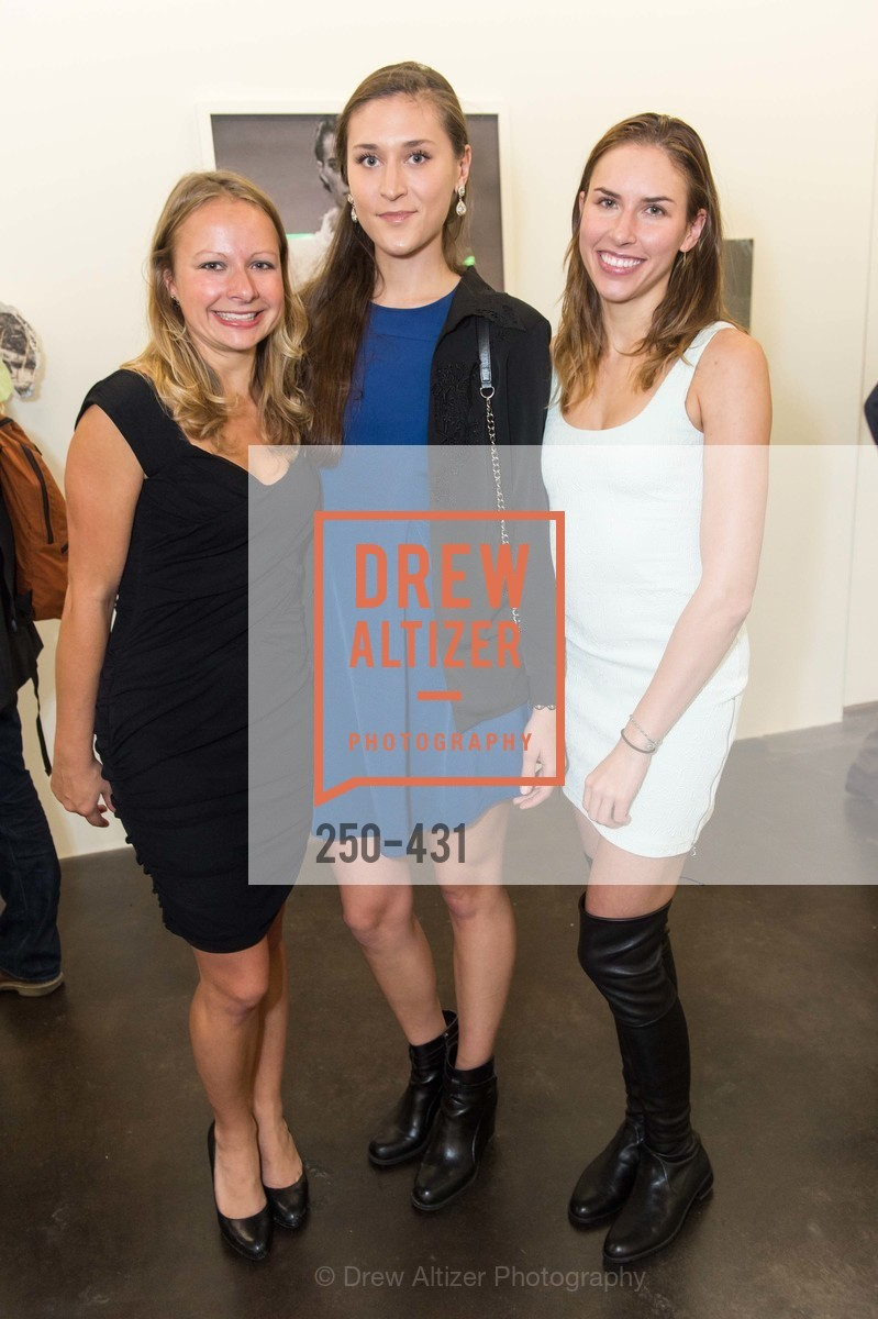 Christine Rannuy, Nadia Masri, Felicity Conrad, Artsy + Sotheby's Closing Party, Fused. 1401 16th Street, October 30th, 2015,Drew Altizer, Drew Altizer Photography, full-service agency, private events, San Francisco photographer, photographer california