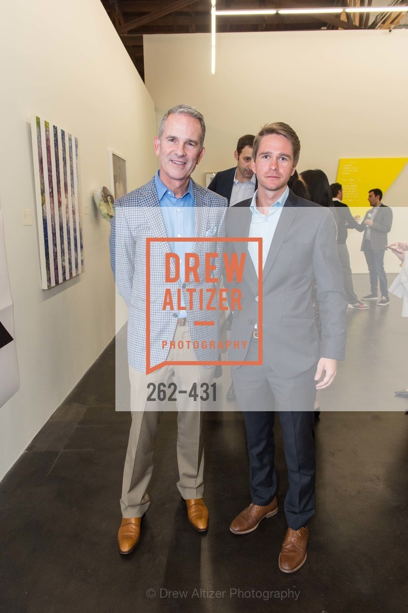 Jeffrey Gibson, Howard Erlamesem, Artsy + Sotheby's Closing Party, Fused. 1401 16th Street, October 30th, 2015,Drew Altizer, Drew Altizer Photography, full-service agency, private events, San Francisco photographer, photographer california