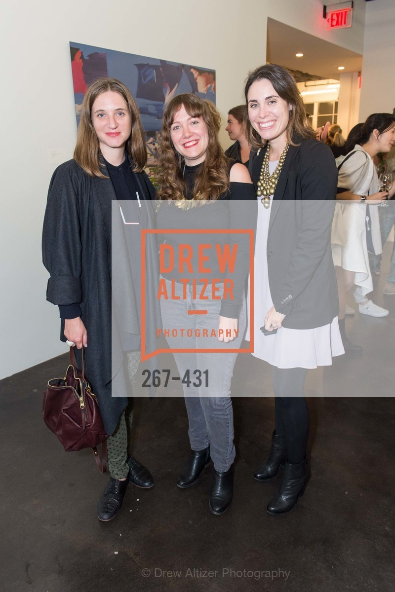 Amee Friberg, CeCi Moss, Amanda Schneider, Artsy + Sotheby's Closing Party, Fused. 1401 16th Street, October 30th, 2015,Drew Altizer, Drew Altizer Photography, full-service agency, private events, San Francisco photographer, photographer california