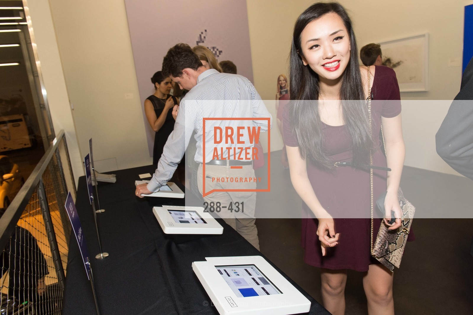 Happy Dee, Artsy + Sotheby's Closing Party, Fused. 1401 16th Street, October 30th, 2015,Drew Altizer, Drew Altizer Photography, full-service agency, private events, San Francisco photographer, photographer california