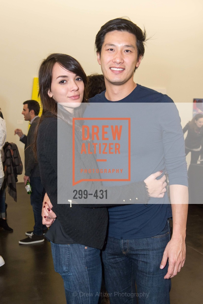 Nora Marangi, Jonathan Teo, Artsy + Sotheby's Closing Party, Fused. 1401 16th Street, October 30th, 2015,Drew Altizer, Drew Altizer Photography, full-service agency, private events, San Francisco photographer, photographer california