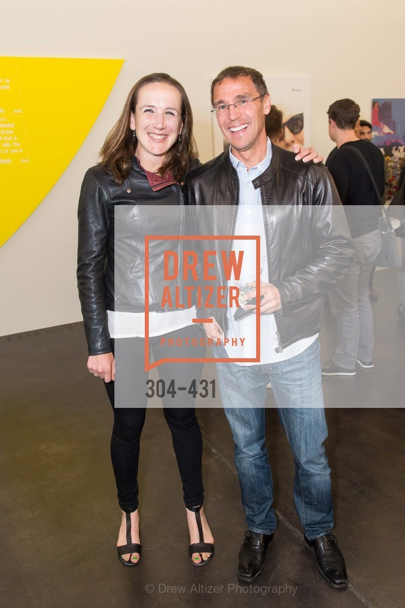 Angela Strange, RObert Simon, Artsy + Sotheby's Closing Party, Fused. 1401 16th Street, October 30th, 2015,Drew Altizer, Drew Altizer Photography, full-service agency, private events, San Francisco photographer, photographer california