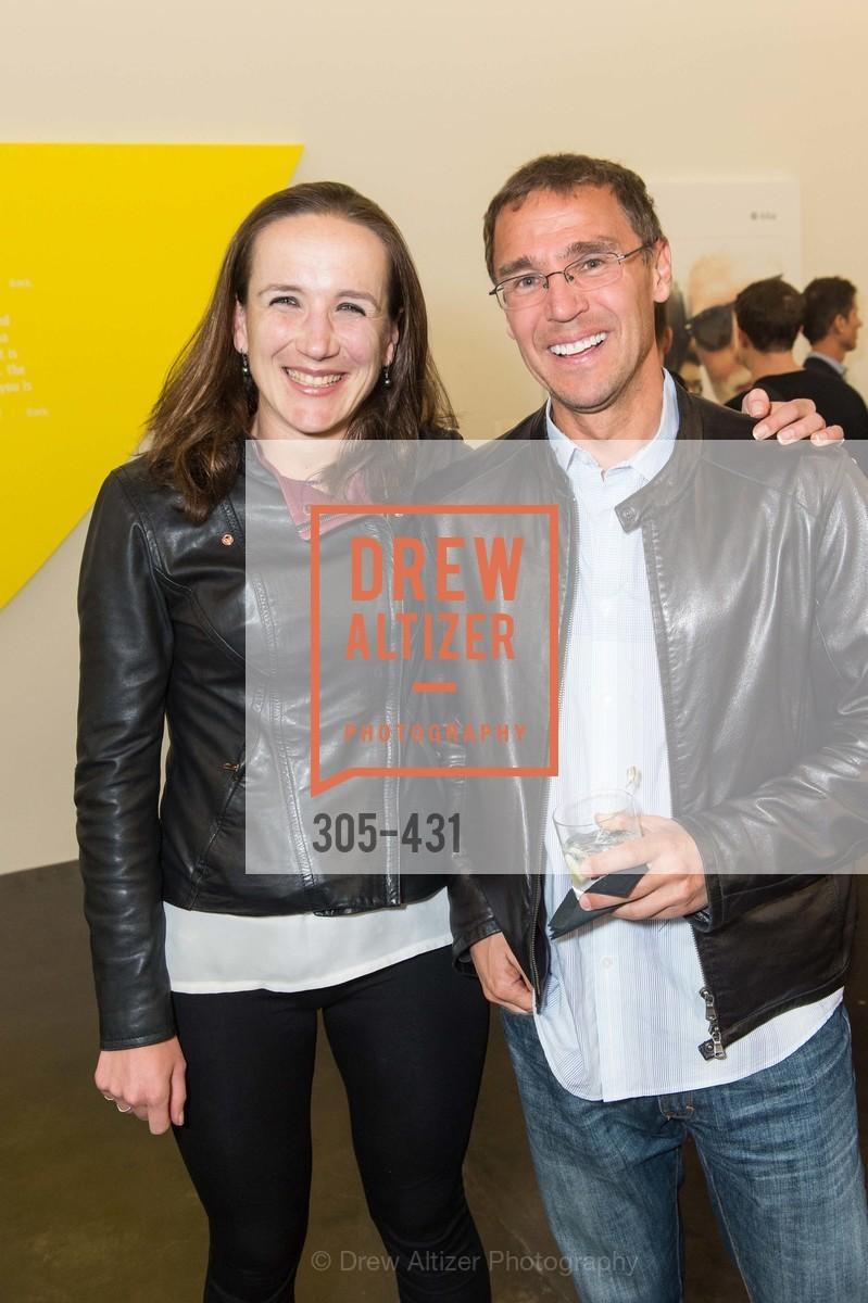 Angela Strange, RObert Simon, Artsy + Sotheby's Closing Party, Fused. 1401 16th Street, October 30th, 2015,Drew Altizer, Drew Altizer Photography, full-service event agency, private events, San Francisco photographer, photographer California