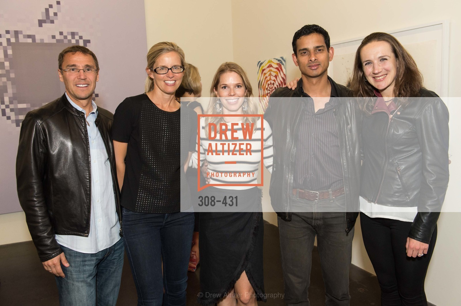 Nicole Simon, Courtney Kremers, Arjunn Rajeswarni, Artsy + Sotheby's Closing Party, Fused. 1401 16th Street, October 30th, 2015,Drew Altizer, Drew Altizer Photography, full-service agency, private events, San Francisco photographer, photographer california