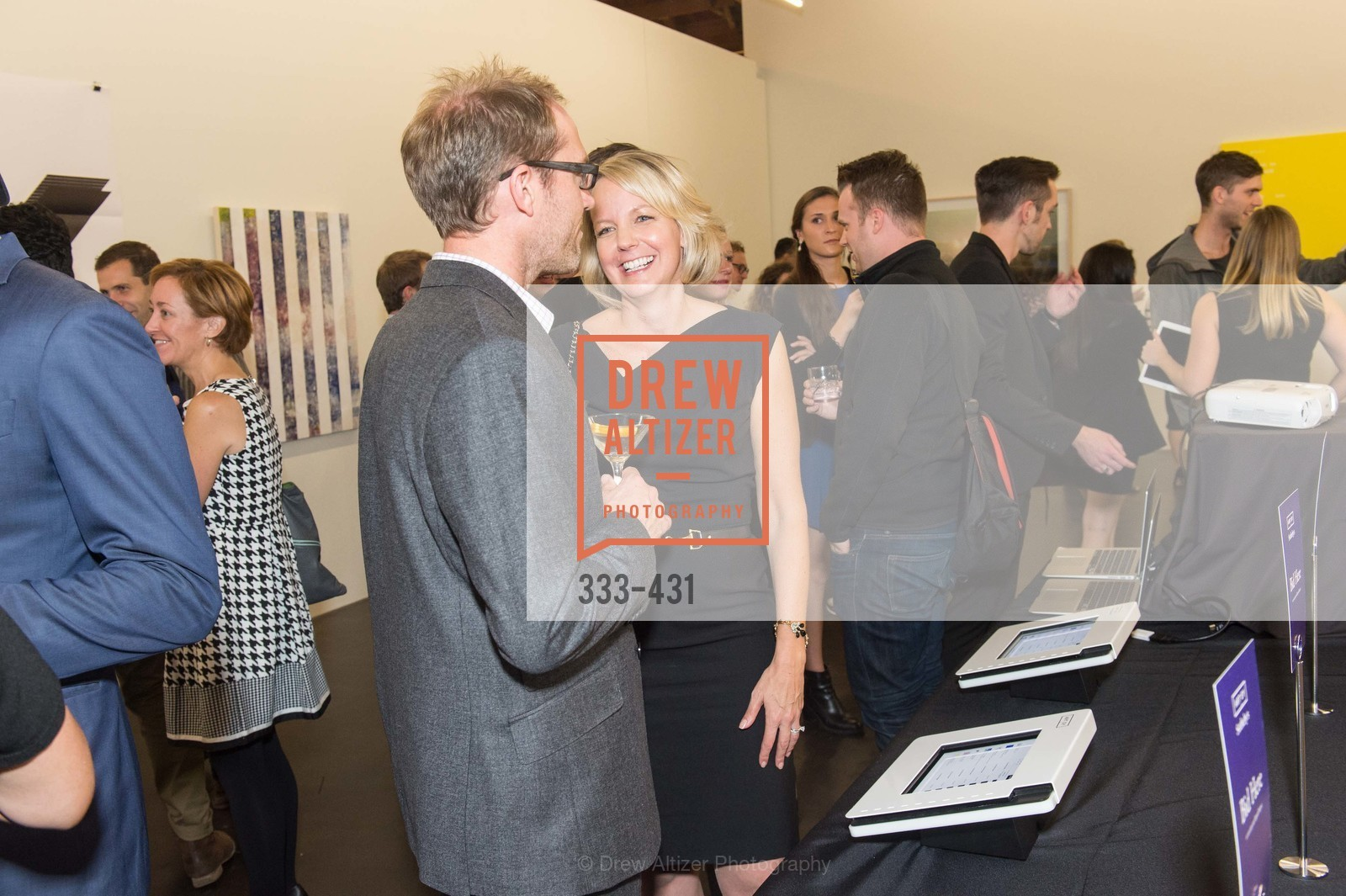 Tom Hertenstein, Holly Sherratt, Artsy + Sotheby's Closing Party, Fused. 1401 16th Street, October 30th, 2015,Drew Altizer, Drew Altizer Photography, full-service agency, private events, San Francisco photographer, photographer california