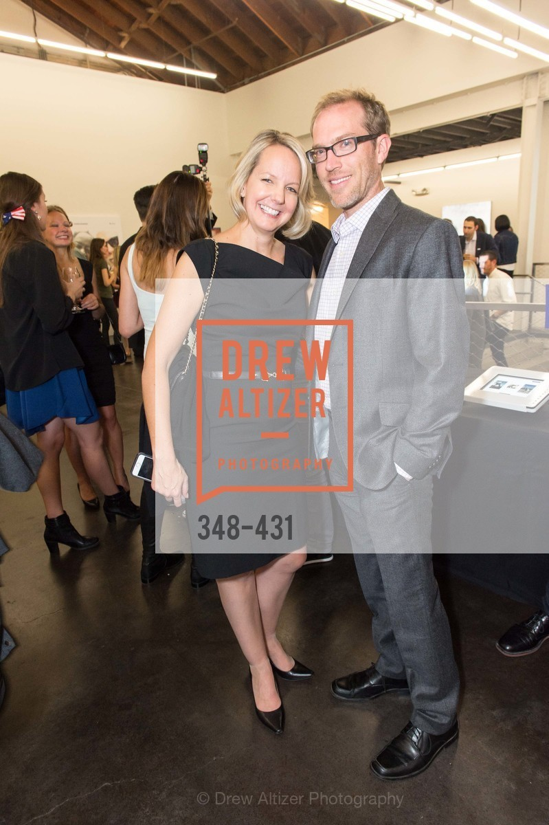 Holly Sherratt, Tom Hertenstein, Artsy + Sotheby's Closing Party, Fused. 1401 16th Street, October 30th, 2015,Drew Altizer, Drew Altizer Photography, full-service agency, private events, San Francisco photographer, photographer california