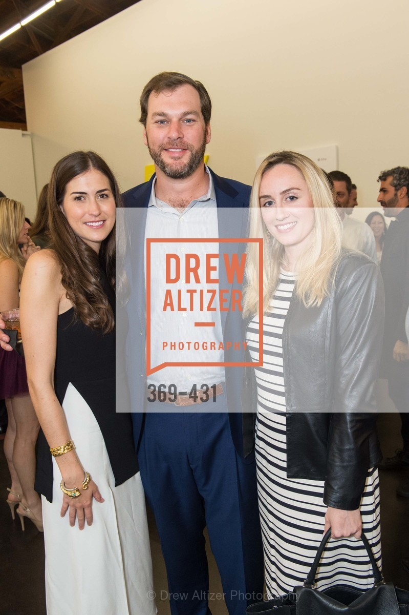 Katie Kickensheets, Jules Victor, Sydney Lalonde, Artsy + Sotheby's Closing Party, Fused. 1401 16th Street, October 30th, 2015,Drew Altizer, Drew Altizer Photography, full-service event agency, private events, San Francisco photographer, photographer California
