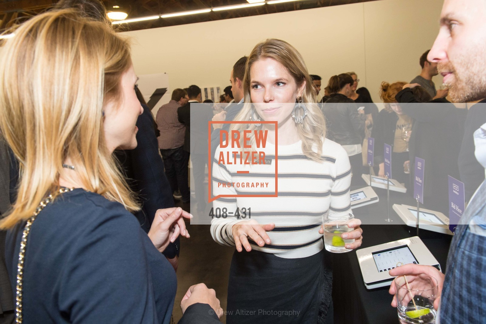Courtney Kremers, Artsy + Sotheby's Closing Party, Fused. 1401 16th Street, October 30th, 2015,Drew Altizer, Drew Altizer Photography, full-service agency, private events, San Francisco photographer, photographer california