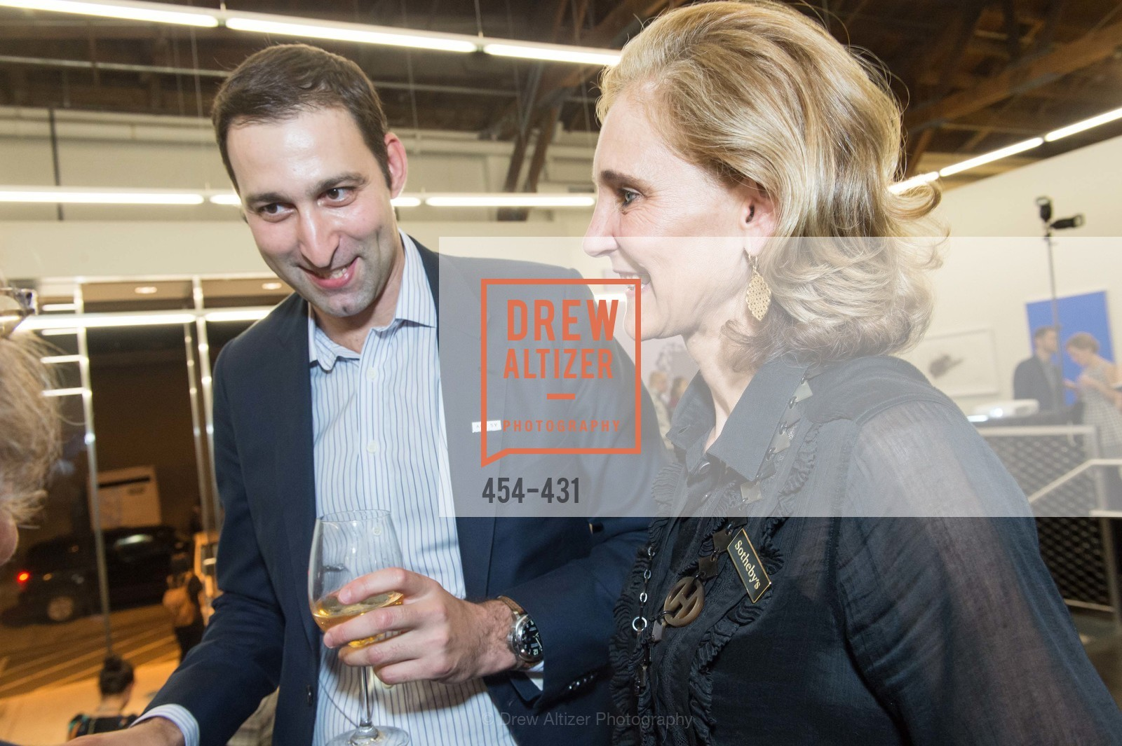 Daniel Doubrovkine, Jennifer Biederbeck, Artsy + Sotheby's Closing Party, Fused. 1401 16th Street, October 30th, 2015,Drew Altizer, Drew Altizer Photography, full-service agency, private events, San Francisco photographer, photographer california