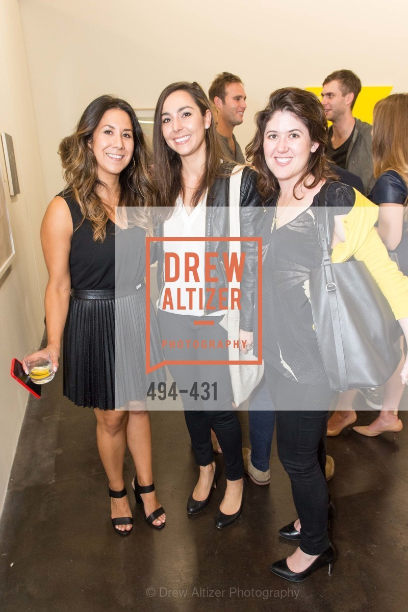 Liz Luna, Julia Baumgardner, Dorothy Kasno, Artsy + Sotheby's Closing Party, Fused. 1401 16th Street, October 30th, 2015,Drew Altizer, Drew Altizer Photography, full-service agency, private events, San Francisco photographer, photographer california