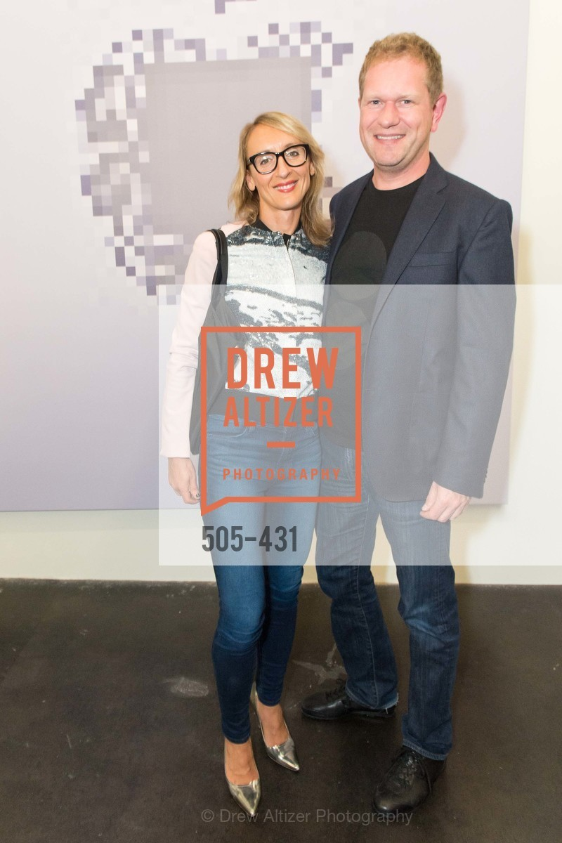 Leila Toplic, Cyrill Glockman, Artsy + Sotheby's Closing Party, Fused. 1401 16th Street, October 30th, 2015,Drew Altizer, Drew Altizer Photography, full-service event agency, private events, San Francisco photographer, photographer California