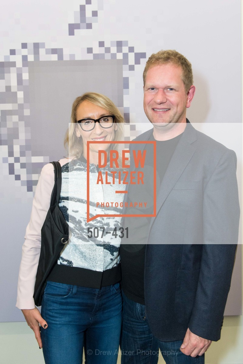 Leila Toplic, Cyrill Glockman, Artsy + Sotheby's Closing Party, Fused. 1401 16th Street, October 30th, 2015,Drew Altizer, Drew Altizer Photography, full-service agency, private events, San Francisco photographer, photographer california