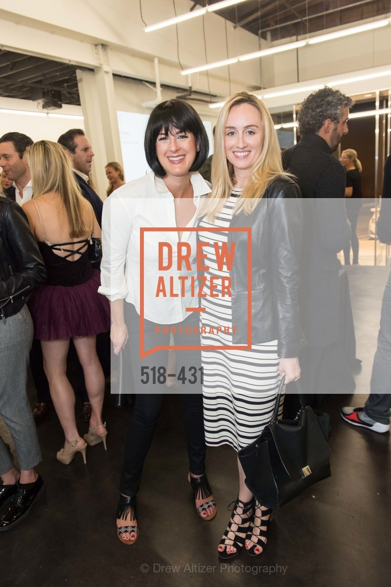 Lisa Hurwich, Sydney Lalonde, Artsy + Sotheby's Closing Party, Fused. 1401 16th Street, October 30th, 2015,Drew Altizer, Drew Altizer Photography, full-service agency, private events, San Francisco photographer, photographer california