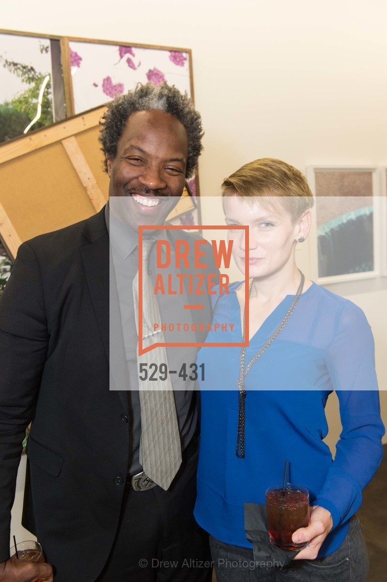 Eugene Robertson, Kasia Robertson, Artsy + Sotheby's Closing Party, Fused. 1401 16th Street, October 30th, 2015,Drew Altizer, Drew Altizer Photography, full-service agency, private events, San Francisco photographer, photographer california