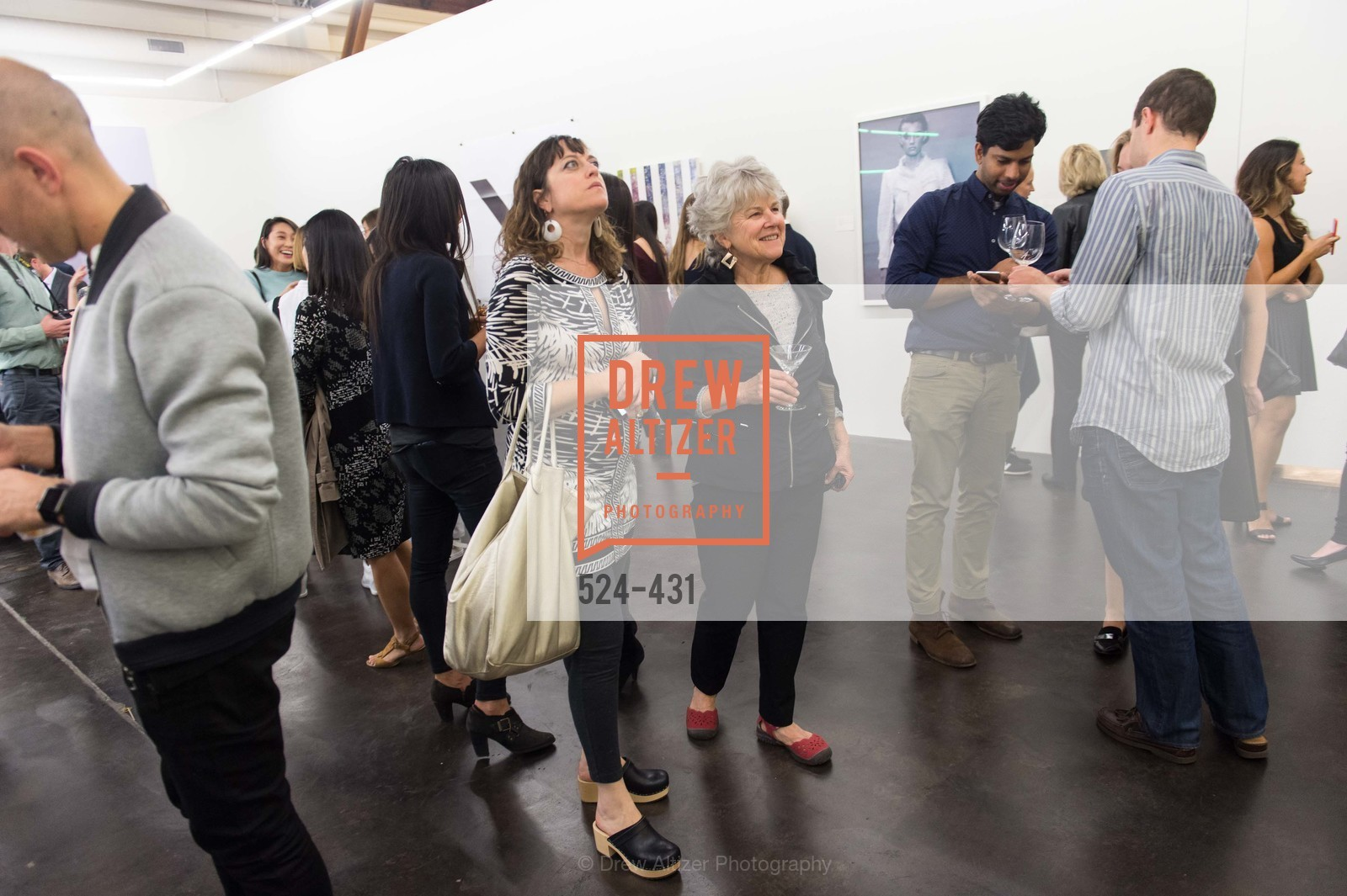 Atmosphere, Artsy + Sotheby's Closing Party, Fused. 1401 16th Street, October 30th, 2015,Drew Altizer, Drew Altizer Photography, full-service event agency, private events, San Francisco photographer, photographer California