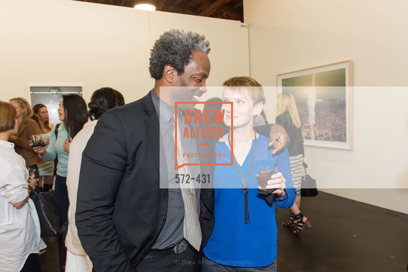 Eugene Robertson, Kasia Robertson, Artsy + Sotheby's Closing Party, Fused. 1401 16th Street, October 30th, 2015,Drew Altizer, Drew Altizer Photography, full-service event agency, private events, San Francisco photographer, photographer California